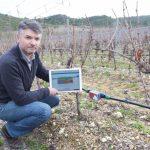 [Le Parisien Eco – 23/02/2017] «Des algorithmes qui font la pluie et le beau temps sur la vigne»