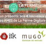 itk joins La Ferme Digitale
