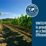 [Communiqué de presse] Environnement : Vintel, solution d'irrigation intelligente des vignes, labellisée Solar Impulse