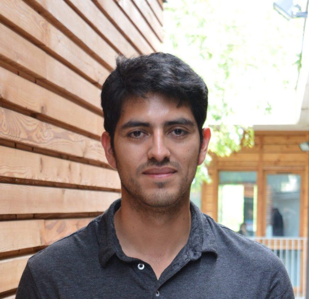 Isaac Arturo Ramos Fuentes, en thèse au Pôle agro chez itk