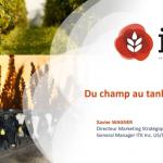[Webinaire] Retranscription et vidéo de l'intervention de Xavier Wagner à la conférence « De la fourche à la fourchette, comment les technologies améliorent les pratiques agricoles ? » Microsoft Farmbeats