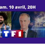 TF1 : ITK explique les raisons des pertes de récoltes agricoles liées au gel au journal de 20h du samedi 10 avril